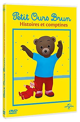 Petit Ours Brun : Histoires et comptines