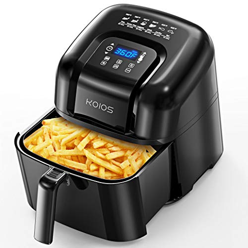 Chefman TurboFry Touch 8 Quart Air Fryer w/XL Now $67.49 (Was $99.99)