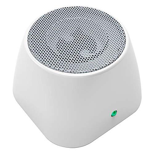 SODIAL Purificador de Aire PortáTil para el Hogar, Generador de Ozono de EnergíA USB, Extensor de Vida úTil de Estante de Alimentos y Eliminador de Olores de Refrigerador