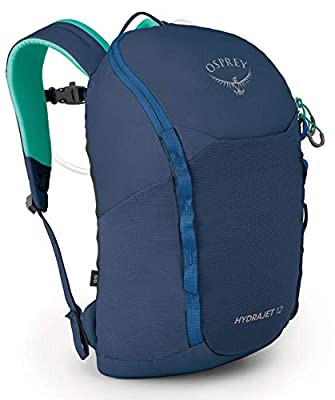 Hydrajet 12 Kid's Hydration Backpack, Wave Blue