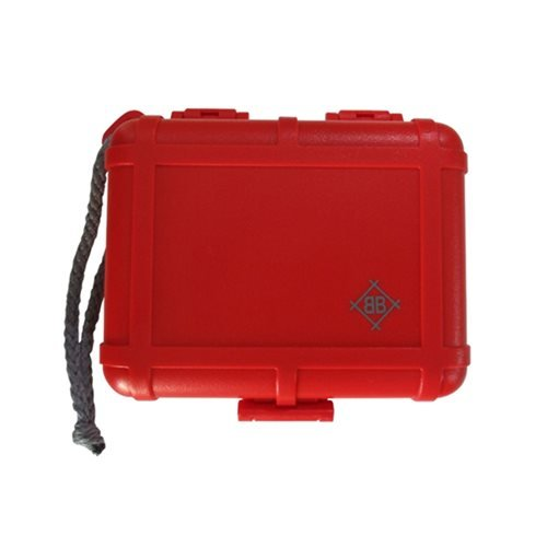 Stokyo Black Box Needle Cartridge Case - Red