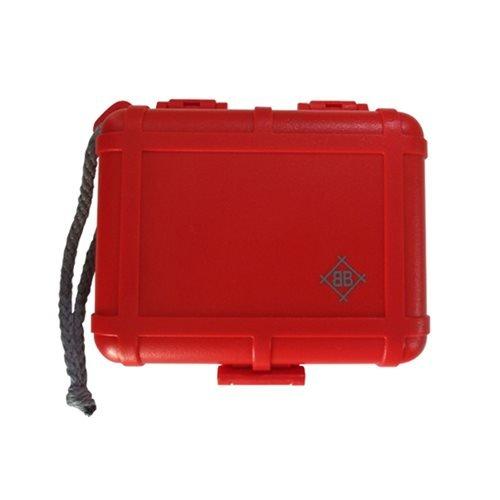 Stokyo Black Box Needle Cartridge Case - Red