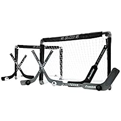 Best Toys for 11 Year Old Boys-Franklin Sports Mini Hockey Goal Set