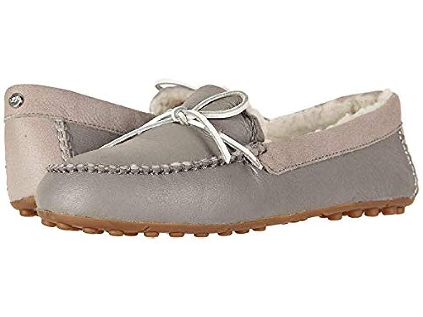 育成海岸バーガーレディースローファー?靴 Deluxe Loafer Seal (28.5cm) B - Medium [並行輸入品]