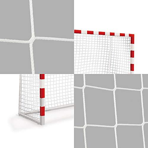 Handball-/Fußballnetz. 1 Stück. Ersatzteil. EIN Netz für EIN Tor
