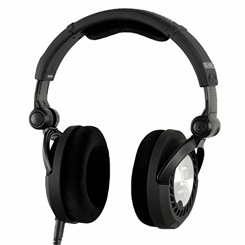 Ultrasone PRO 2900 Open Back Over Ear Headphones with S Logic Natural Surround Sound