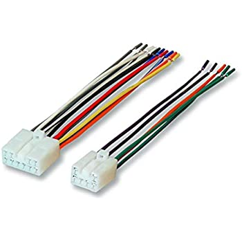 Amazon.com: Carxtc Stereo Wire Harness for Factory Radio Fits Toyota Tundra  2003-2006: AutomotiveAmazon.com
