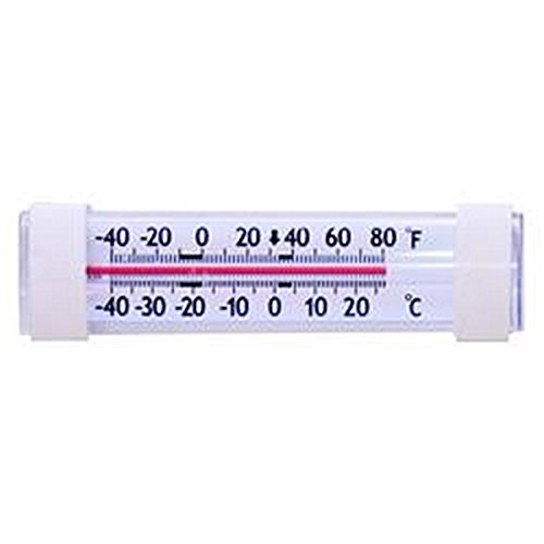 Price comparison product image PRIME PRODCT RV Trailer Fridge / Freezer Therm Horz Thermometer