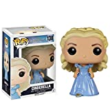 YGZ Las Figuras Pop Cenicienta Película: Cenicienta Princesa Moda muñecas Juguetes Figura de...