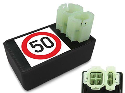 Standard Ersatz CDI Beeline Memory 50, Memory Classic, Papillion, Pista, Rinaldo, Tapo, Tapo RS (50ccm/2Takt/AC Zündung)