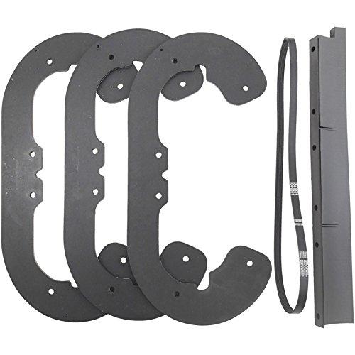Best Prices! Toro 100-9872 KIT Snow Commander Snowthrower Paddles, Belt, Scraper
