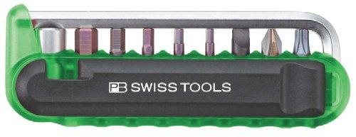 PBピービー バイクツールセット 9本組 グリーン 470GREENCN 工具