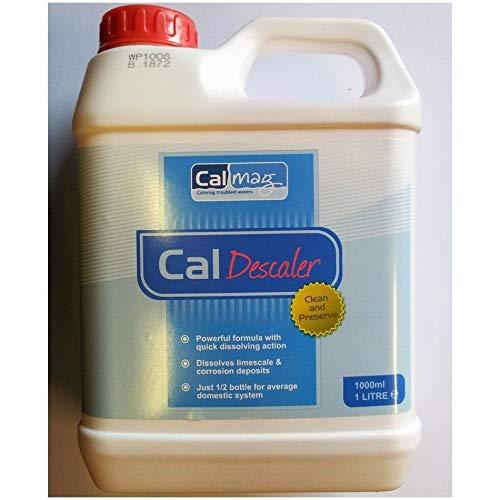 CALMAG Cal DESCALER 1 Liter DISSOLVES LIMESCALE & Corrosion DEPOSITS for Domestic System
