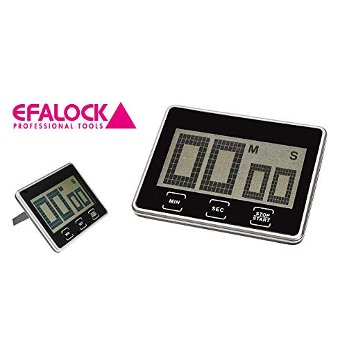 Efalock Minuteur numérique Time's Up, 1 pièce