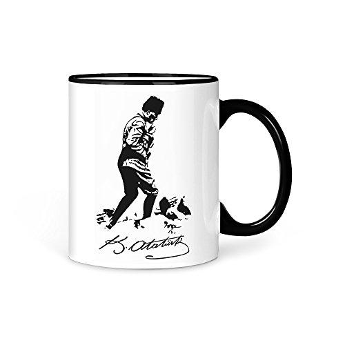 aina Tasse Kaffeetasse Atatürk Türkiye 7
