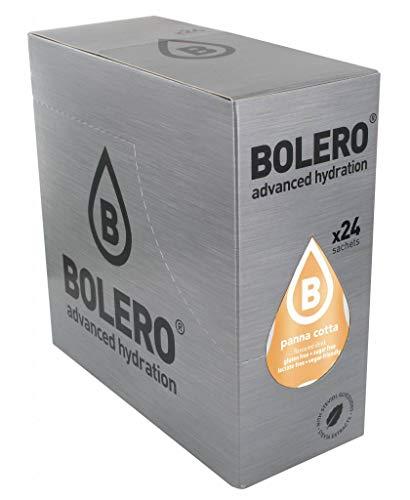 Bolero Drinks Panna Cotta 24 x 9g