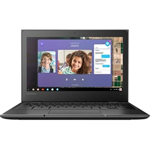 Lenovo 100E Chromebook 2ND Gen 81MA0000US 11.6' Chromebook - 1366 X 768 - Celeron N4000-4 GB RAM -...