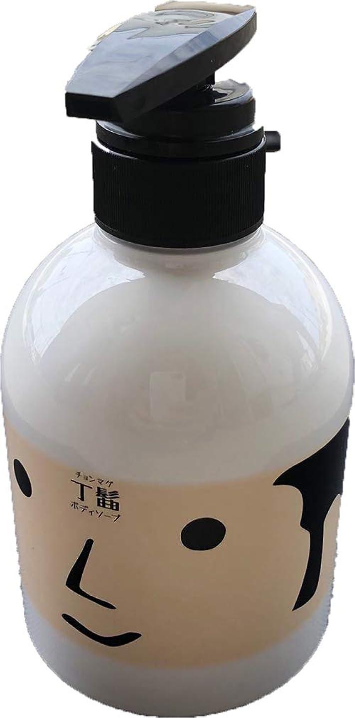 恐れるカウント事実フタバ化学 丁髷ボディソープ お茶の香り 400ml