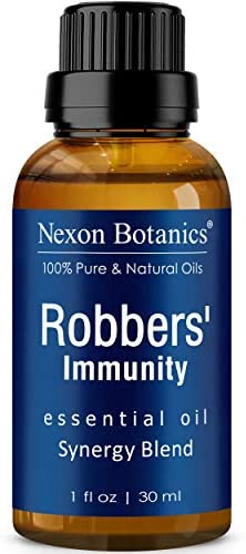 Robbers Immunity Essential Oil Blend 30 ml Comparable to On Guard Essential Oil Purifying and product image
