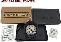グラムテンションメーターダイヤルテンションゲージグラムフォースゲージテンシオメーター150Gダブル針