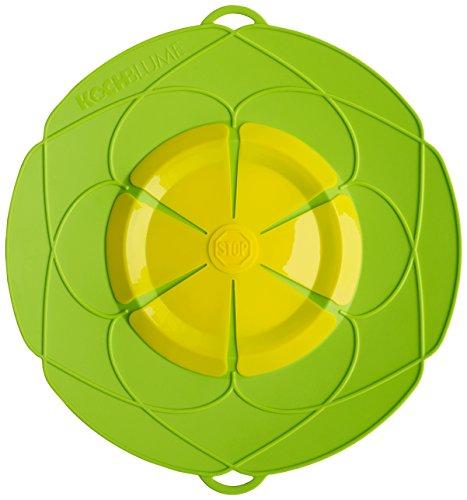 Kochblume Überkochschutz lime groß - Ø 33,0 cm