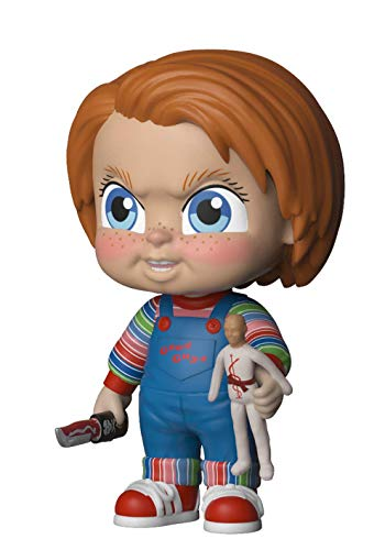 Funko- 5 Star: Horror: Chucky, Multicolor, 34011