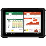 Vanquisher 10-Inch Field Tablet PC (2nd Generation), Windows 10 OS / IP65 Waterproof/Anti-Scratch Corning Gorilla Panel/GPS GNSS