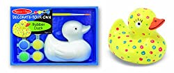 Rubber Duck Craft