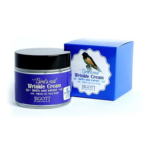 jigott–Birds Nest Wrinkle Cream–Antiarrugas Crema–Lifting/Whitening para hombres y mujeres–Piel Crema–Día Crema–Cuidado Facial–Piel Cuidado–Crema hidratante–Blanqueamiento Crema