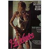 Qqwiter 1/2 Wochen Film Mickey Rourke Kim Basinger Margaret