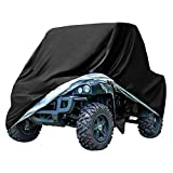 GES ATV Cover Outdoor Protection,Universal ATV Quad Bike Cover - Waterproof, HEAVY-DUTY, Anti-UV (XXL)