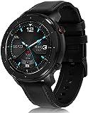 Smart Watch, Smart Watch para Hombres, Rastreador De Fitness con Monitor De Ritmo CardíAco, Rastreadores De Actividades con Monitor De SueñO, PodóMetro Smartwatch