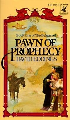 Pawn of Prophecy[BELGARIAD #01 PAWN OF PROPHECY][Mass Market Paperback]