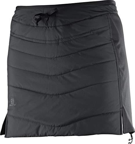 SALOMON Drifter Mid Skirt w Jupe pour Femme XL Noir