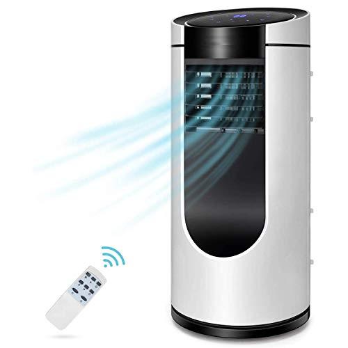 Attrezzature Condizionatore Mobile Condizionatore Portatile da 9000 BTU/h con Funzione di Raffreddamento/purificazione/Ventilazione/deumidificazione