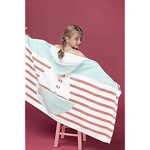 Caro Home Sailing Hoodie Towel
