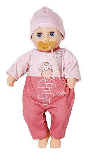 Zapf Creation 704158 Baby Annabell My First Cheeky Annabell, Puppe mit Funktion und Geräuschen, 30 cm