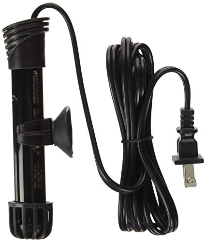 Black Aquarium Heater