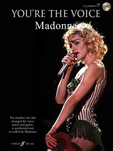 Madonna You\'re The Voice + CD