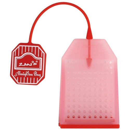 La Chaise Longue-Infuseur à thé rose 'tea bag'