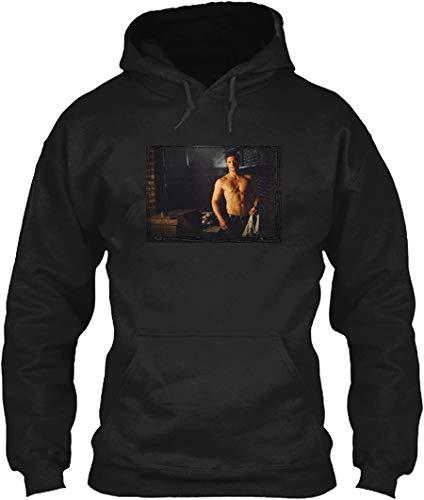 #Jensen Ackles #Supernatural Bare Chest Over Arm Gift Graphic tee Unisex T-Shirt Sweatshirt Hoodie