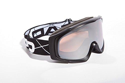 Head Icon - Skibrille Snowboard Brille - 373665 - Schwarz