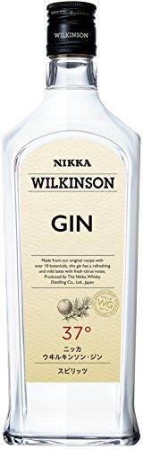 アサヒビール ウィルキンソン ジン 37゜ 720ml