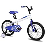 JOYSTAR 14 Inch Kids Bike with Training Wheels for 3 4 5 Years Old Boys, Toddler Cycle for Early Rider, Child Pedal Bike,...