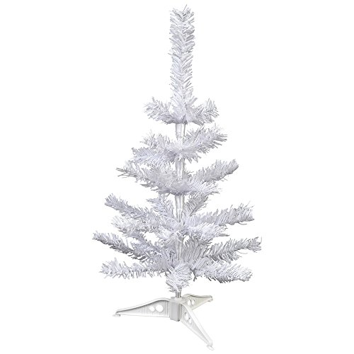 Table Top White Holiday 'Christmas Tree' (18')
