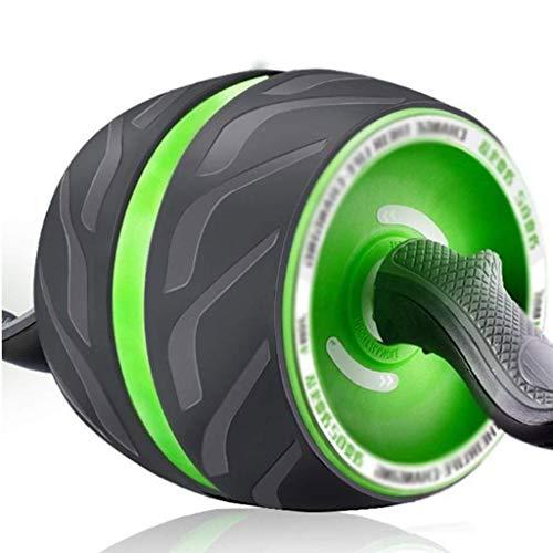 YDHWT for Core Workouts, Bauchrollrad mit Knieschoner, Krafttraining zu Hause und Straffung des Kerns, Fitness-Abdominal-Trainingsgeräte