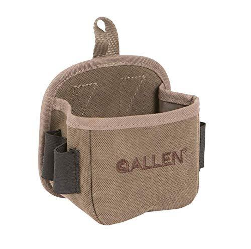 Allen - Porta cartucce per 1 confezione di cartucce di inchiostro calibro 12 con clip per cintura