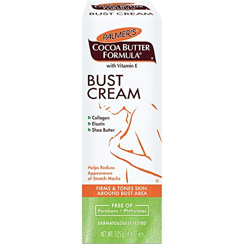 PALMERS Cocoa Mantequilla Bust firming Cream 4.4oz (2Pack) by Palmers