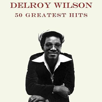 Delroy Wilson 50 Greatest Hits