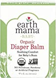Organic Diaper Balm by Earth Mama | Safe Calendula Cream to Soothe and...